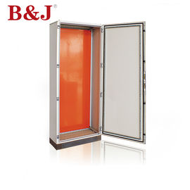 IP55 Industrial Floor Standing Electrical Enclosures Sturdy Unibody Construction
